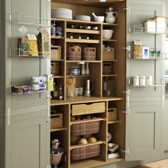 Kitchen Pantry Ideas Island Stove 10 For Your Home Town Country Living