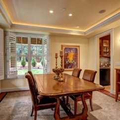 Kitchen Nook Table Set Cost Remodel Formal Dining Room Connected To And ...