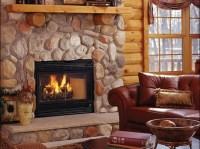 Heatilator SC60 Wood Fireplace - Traditional - Living Room ...