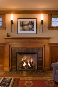 Fireplaces Through the Ages: Arts & Crafts   TMS Architects