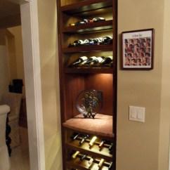 Modern Window Treatments For Living Room Loveseats Radigan Wine Cabinet - Contemporary Cellar ...