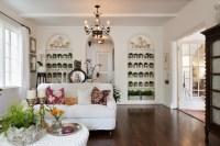 1920's Mediterranean Revival - Living Room - Mediterranean ...