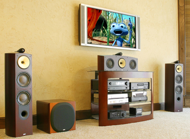 Celebrity High End Living Room Surround Sound  Living
