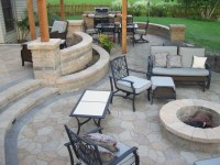 backyard Patio - Traditional - Patio - chicago - by ...