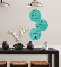 Calypso Teal Dry-Erase Wall Decal by WallPops - Kitchen ...