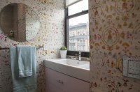 Wall Coverings - Bathroom - new york - by Eclectic Builders