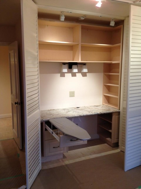 small space kitchen table ventilation fan xqzet - traditional closet toronto by exquisite ...