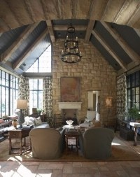 Keeping Room - Traditional - Family Room - birmingham - by ...
