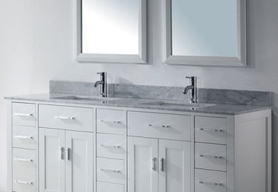 Bathroom Double Vanity Lighting