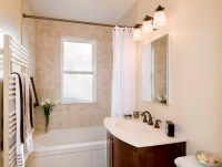 Modest Bath Renovation - Traditional - Bathroom - boston ...