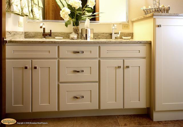 Showplace Cabinets  Bathroom  Contemporary  Bathroom