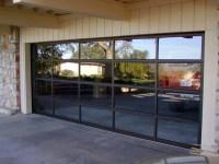 Cowart Door - Full View Garage Doors - Contemporary ...