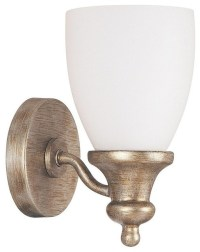 Capital Lighting Ansley Traditional Wall Sconce X-832 ...