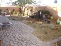 Backyard Oasis - Southwestern - Landscape - las vegas - by ...
