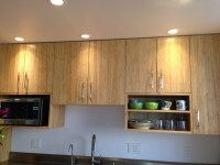 Kitchen Upper Cabinets - Contemporary - Kitchen - hawaii ...