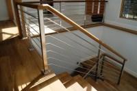 Indoor Stair Railings Designs
