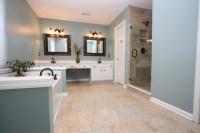 Tiffany Blue Bathroom - Traditional - Bathroom - raleigh ...