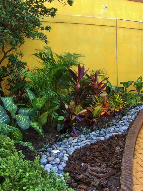 jardin - tropical landscape