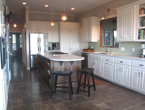 1890 S Kitchen Update Eclectic Kitchen Other Metro