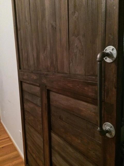 Interior Barn Doors  Rustic  Bedroom  wilmington  by