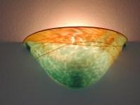 Custom Hand Blown Glass LIGHTING