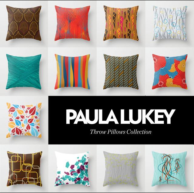 Throw Pillows  Modern  Decorative Pillows  toronto  by