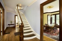 Renovation - Victorian - Staircase - boston - by Landmark ...