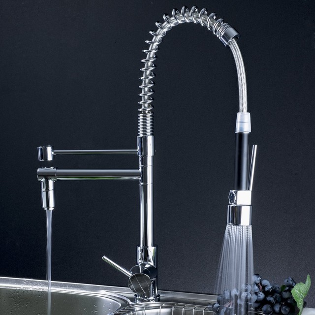 kitchen faucet  Modern  Kitchen Faucets  by sinofaucet