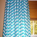 Chevron curtains modern curtains