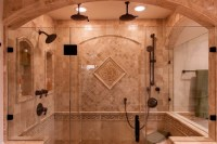Roman-style Bath Adds Splendor to Reston Townhome ...