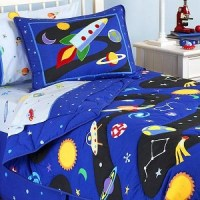 Out of This World Comforter Set - Eclectic - Kids Bedding ...