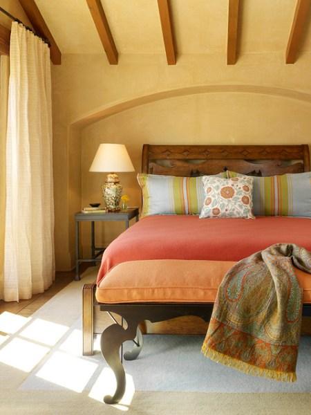 mediterranean bedroom design Mediterranean Bedroom