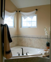 Clever, yet Thifty Window Treatments - Traditional ...