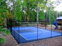 Backyard Ideas: Sports Field + Game Court Ideas {Guide ...