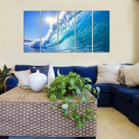 Ocean Theme Wall Art - Beach Style - new york - by Vibrant ...
