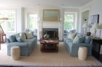 Cape Cod - Nobscot - Beach Style - Living Room - boston ...