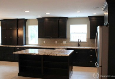 All White Kitchen And Appliances