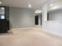 Basement Renovation - Contemporary - Basement - vancouver ...