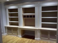 Study / Home Office Built Ins