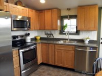 Classic Maple Kitchen - Contemporary - Kitchen ...