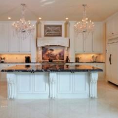 Granite Top Kitchen Table Lighting Fixtures Titanium Kichen - Traditional Dallas ...
