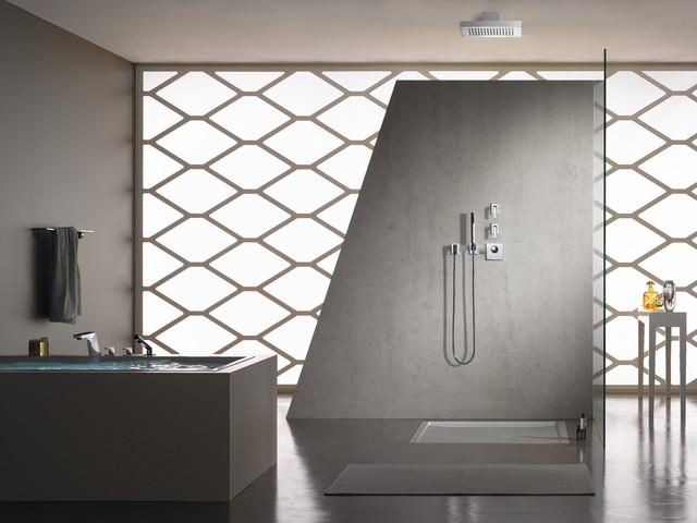 Dornbracht  Contemporary  Bathroom  miami  by European