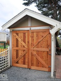 Barn Door Installations - Rustic - Garage And Shed ...
