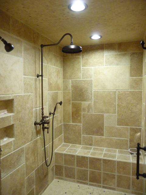 The Roman Bathroom Experience  Traditional  Bathroom