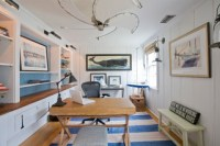 Nautical Cottage - Beach Style - Home Office - other metro ...