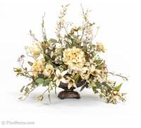 Unique Silk Flower Arrangements