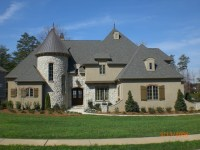 Dawn Manor - French House Plans - French Provincial House ...