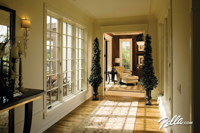 Pella Architect Series casement windows  Traditional  Hall  other metro  by Pella Windows