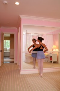 Where can I purchase this mirror and ballet barre?