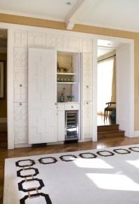 A Designer's Home - Contemporary - Home Bar - dc metro ...